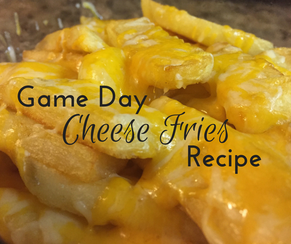 Game Day Cheese Fries Recipe | Super Bowl