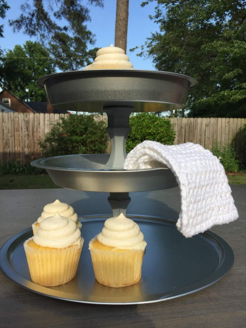 DIY Tiered Tray