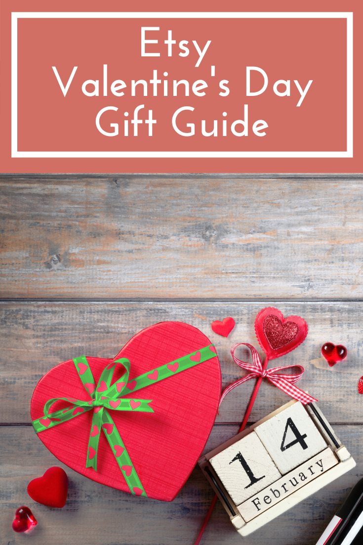 Etsy Valentine's Day Gift Guide