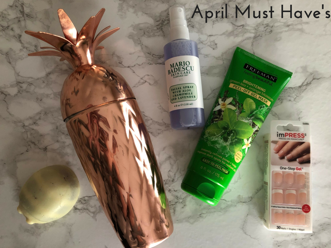 April Must Have Products
