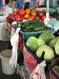 Fresh Vegetables | State Farmers Market | Things to do in Raleigh, NC