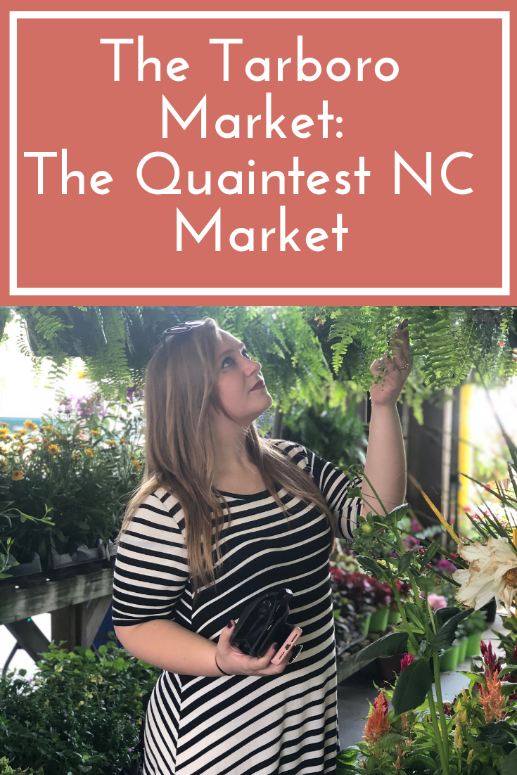 The Tarboro Market is the quaintest NC market