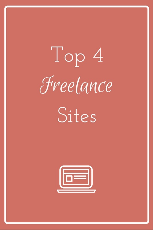 Top 4 Freelance Websites