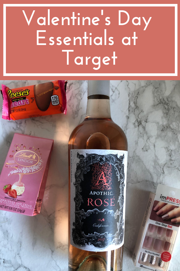 Valentine's Day Essentials at Target